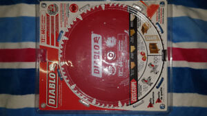 DIABLO 12 INCH 60 TOOTH SAW BLADE