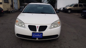 2007 PONTIAC G6 , 4 CYL,CERTIFIED  WARRANTY