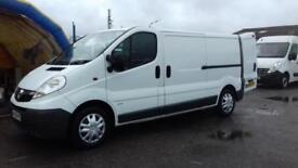 Vauxhall Vivaro 2.0CDTI ( 115ps ) ( Euro IV ) 2900 LWB NO VAT!!!