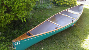 Mad River Independence Solo Canoe