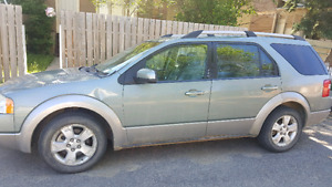 Ford freestyle 2007 7 seater 276000 kms decent condition