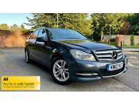 Mercedes C200 2.1 CDi Blue Efficiency Executive SE - AUTO