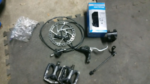 *MOUNTAIN BIKE PARTS* NEED GONE *