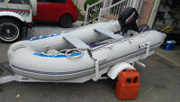 Inflatable Boat 10'4""