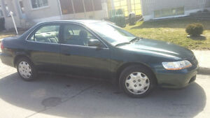 1998 Honda Accord LX Berline