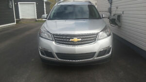 FOR SALE  2015  CHEV TRAVERSE LT2  AWD