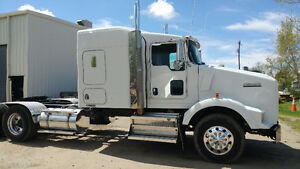 2008 Kenworth T800 Automatic