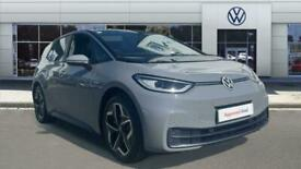 image for 2021 Volkswagen ID.3 150kW Max Pro Performance 58kWh 5dr Auto Electric Hatchback