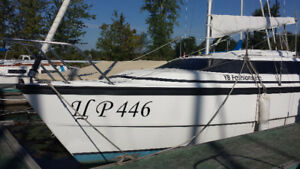 Macgregor 26X sail/motor boat with trailer