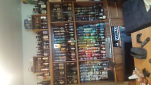 BEER COLLECTION 466 unique kinds! FREE SHELF