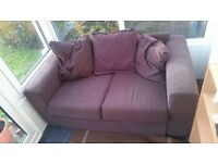 Free 2 seater sofa. Good condition but no longer needed.