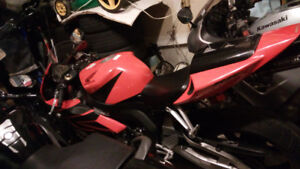 REDUCED NEED GONE  CBR 1000R