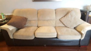 Free 2pc couch set