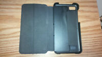 Z 10 BLACKBERRY SOFT SHELL CASE ,USED LESS THEN A WEEK