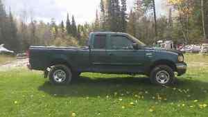 1999 Ford F-150 Xlt Pickup Truck