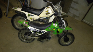 Dirt bikes for sale!