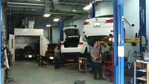 BRAKES & FLUID SPECIALS & SAFETY INSPECTION - NOW OPEN SUNDAYS