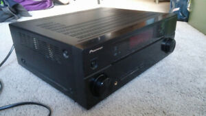 Pioneer 7.1 Channel HDMI 3D 4 HDMI inputs Home Theatre Receiver