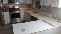 Arsenault flooring and home renovation.