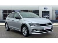 2019 Volkswagen Polo 1.0 TSI 115 SEL 5dr Petrol Hatchback Hatchback Petrol Manua