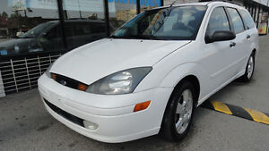 2004 Ford Focus ZTW Wagon CERTIFIED, E-TESTED,NO ACCIDENT,AC