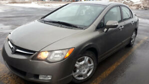 Acura CSX premium, leather, sunroof, only 135000km, very clean