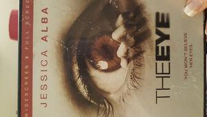 2 DVDs - The Eye & The Return
