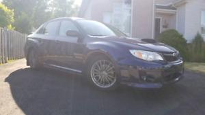 2013 Subaru Impreza WRX Limited sedan - Garantie 6 ans / 140 000