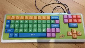 Clavier d'ordinateur pour enfant