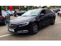 2017 Vauxhall Insignia ecoFLEX Elite Nav 5dr (Start Manual Diesel Hatchback