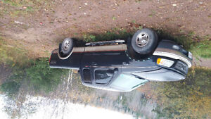 2000 Ford F-150 Lariat parts truck