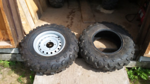 Atv/ side x side tires
