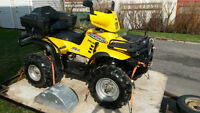 Polaris sportsman 500 ho 2002 4x4