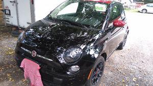 2015 Fiat 500 Pop Coupe (2 door)