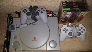 Playstation Console and Games, PS2/PS3 as well