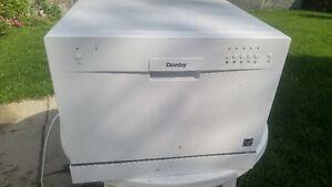 Danby Apartment Size Dishwasher