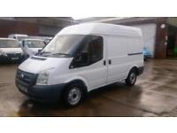 FORD TRANSIT 2.2TDCI DURATORQ ( 85PS ) 260S 2006.75MY 260 SWB SEMI/HI/ROOF