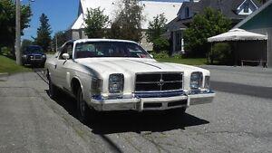 Chrysler 300 T-top