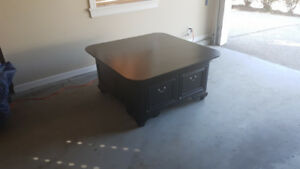 Coffee Table with storage from Chintz and Co.