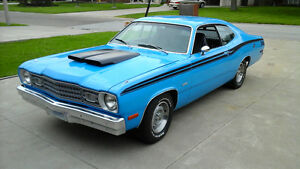 1973 340 Duster