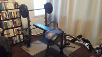 Marcy Classic Weight Bench