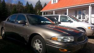 2002 Buick LeSabre Custom Sedan