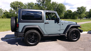 Jeep wrangler sport WILLYS
