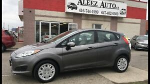 2014 Ford Fiesta 5dr HB SE. 98000 km . low kms. one owner . no a