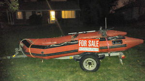 Trailer and Boat!!!