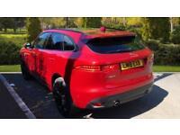 2018 Jaguar F-PACE 2.0d (240) R-Sport 5dr AWD Automatic Diesel Estate