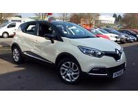 2014 Renault Captur Crossover 1.5 dCi 90 Dynamique MediaNav Manual Diesel Hatch