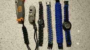 Handmade Paracord Accessories