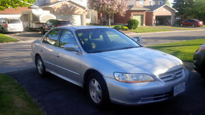 2001 Honda Accord EX - Leather Sedan