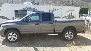 2003 Dodge Power Ram 1500 Laramie Pickup Truck Osoyoos